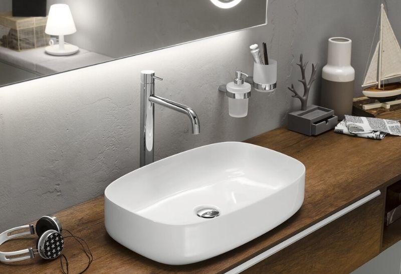 μικρό μπάνιο ανακαίνιση