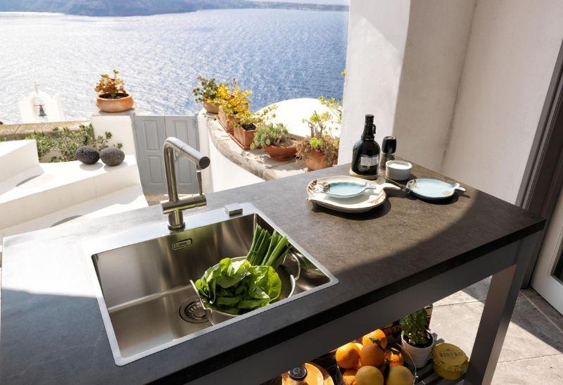 νεροχύτες κουζίνας